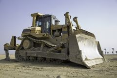 Bulldozer 3 Royalty Free Stock Photography