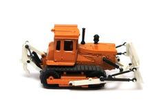 bulldozer 3 Arkivbilder
