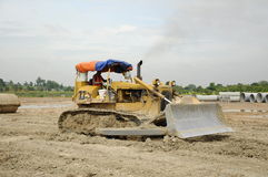 Bulldozer Immagine Stock