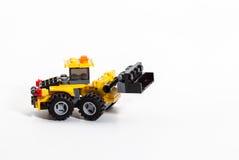 Bulldozer Stock Foto