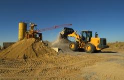 Bulldozer stock afbeeldingen