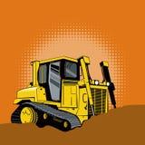 Bulldozer Stock Photography