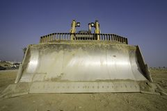 Bulldozer 7 Royalty Free Stock Images