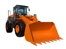 Bulldozer Royalty Free Stock Image