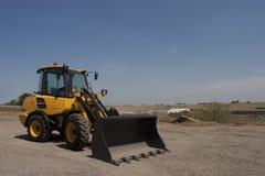 Bulldozer in action Royalty Free Stock Photo