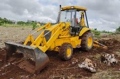 Free Bulldozer At Work Stock Photography - 164401422