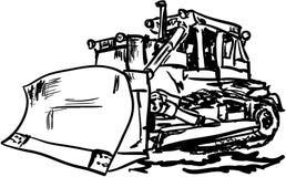 Bulldozer Royalty Free Stock Images