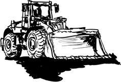 Bulldozer Royalty Free Stock Photo