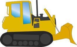 Bulldozer, construction machine