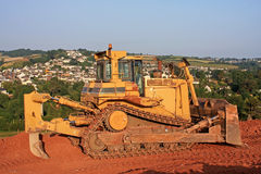 Bulldozer Stock Photography