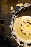 Bulldozer-Detail lizenzfreie stockfotografie