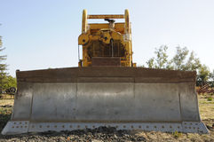 Bulldozer Equipment 3 Royalty Free Stock Image