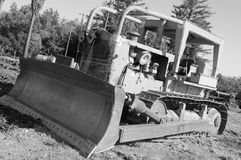 Bulldozer Equipment 5 Royalty Free Stock Photos