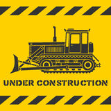 Bulldozer Royalty Free Stock Photo