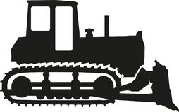 bulldozer vector stock illustrations 3 910 bulldozer vector stock rh dreamstime com bulldozer clipart Dozer Logo