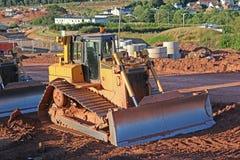 Bulldozer Royalty Free Stock Photos