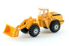 Bulldozer toy Royalty Free Stock Photo