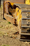 Bulldozer Tracks Stock Photos