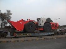 Bulldozer. Royalty Free Stock Photo