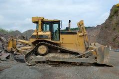 bulldozergropsten Royaltyfri Bild