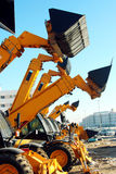 Bulldozers Stock Photos