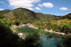 buller峡谷 库存照片