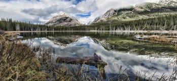 Buller Pond Panoramic Stock Photo