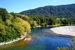 bullerflod Arkivbild