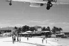 bullersammast strand Royaltyfria Bilder