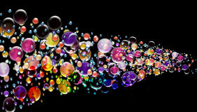 Bulles illustration libre de droits