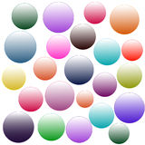 bulles Photo libre de droits