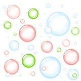 bulles Images libres de droits