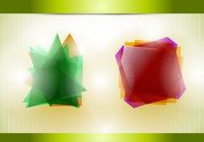 Bulles abstraites colorées Photos stock