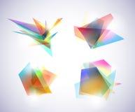 Bulles colorées abstraites Photo stock