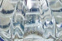Bulles dans l'eau, bulles d'air Photographie stock