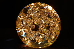 bulles de bulle Photos stock