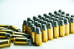 Bullet 11mm. Royalty Free Stock Images