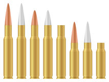Bullet 2 Royalty Free Stock Photos