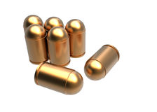 Bullet. The illustration of the Bullet Royalty Free Stock Images