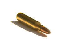 bullet Imagen de archivo libre de regalías
