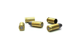 Free Bullet And Shell Royalty Free Stock Image - 73771896