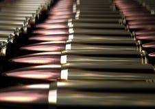 Bullet Array Stock Image