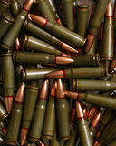 Bullet background Stock Image