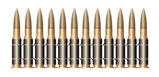 Bullet Belt Royalty Free Stock Photo