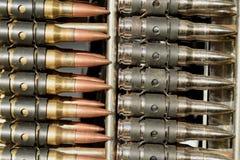 Bullet belt Stock Photo