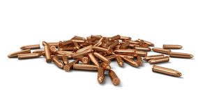 Bullet (Cartridges) Royalty Free Stock Photography