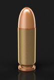 Bullet (clipping path included) Stock Photos