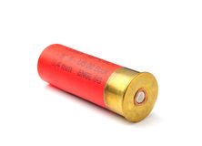 Bullet. Isolated on white background Royalty Free Stock Photos