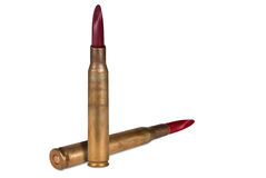 Bullet Lipstick Royalty Free Stock Images