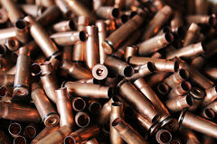 Bullet, military ammunition Royalty Free Stock Photos